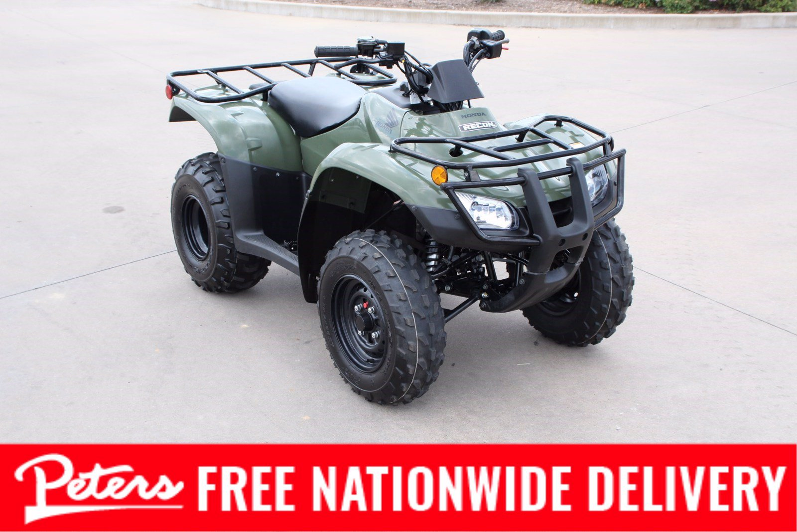 Pre-Owned 2020 Honda TRX250TE FOURTRAX RECON (ELECTRIC SHIFT)