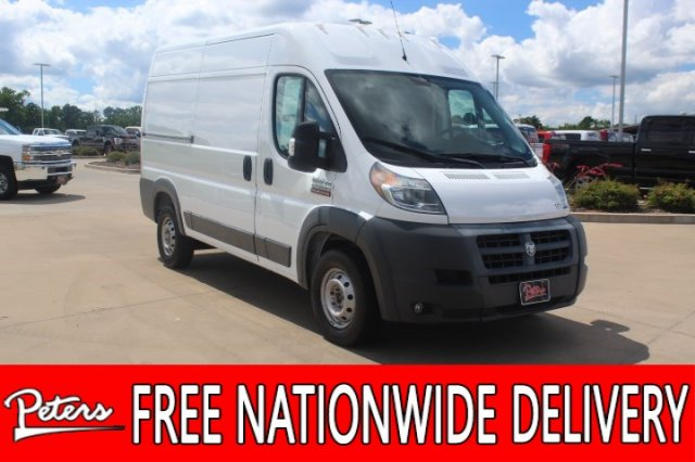 Pre-Owned 2016 Ram ProMaster Cargo Van High Roof