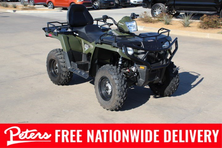 Pre-Owned 2016 Polaris Sportsman 570 Touring