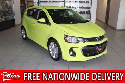New 2019 Chevrolet Sonic LT