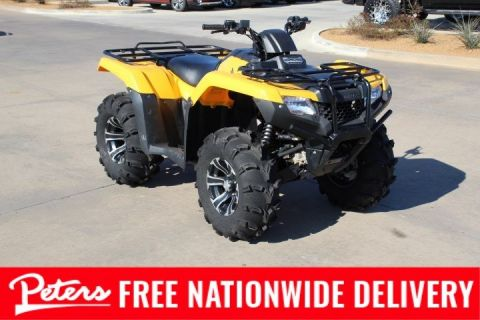 Pre-Owned 2015 Honda FourTrax Rancher 420 4x4