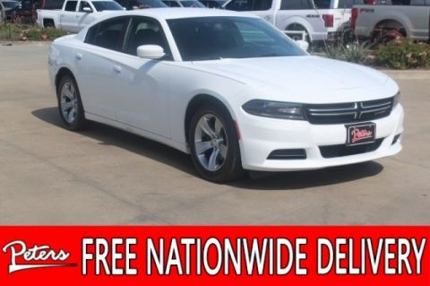Pre-Owned 2015 Dodge Charger SE
