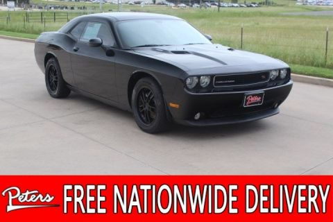 Pre-Owned 2012 Dodge Challenger R/T