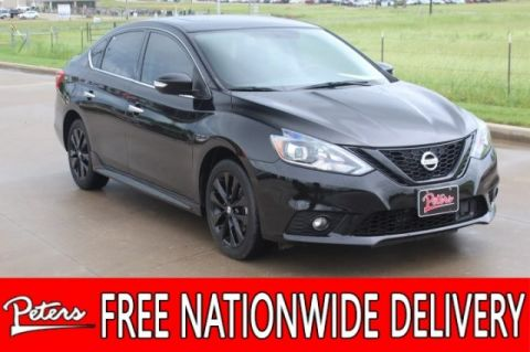 Pre-Owned 2018 Nissan Sentra SR Turbo